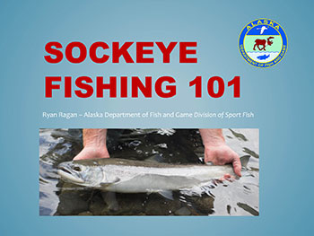 Sockeye Fishing 101