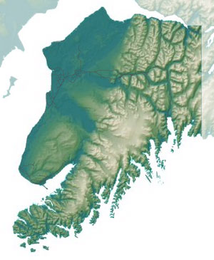 map of kenai peninsula